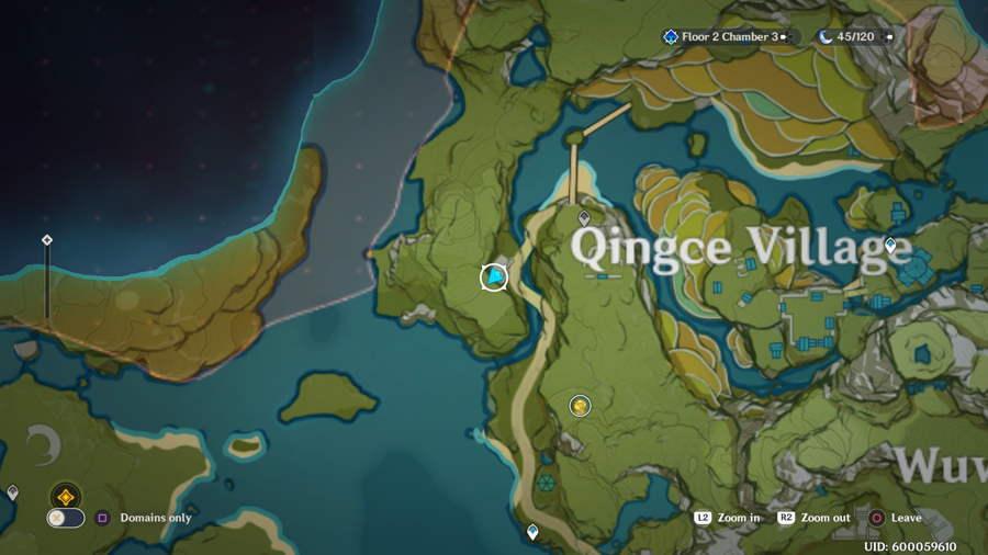 Qingce Village Geoculus 4