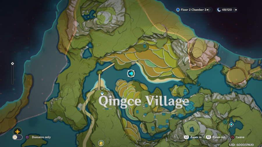 Qingce Village Geoculus 9