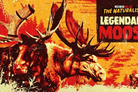 Legendary Moose Spotted in Red Dead Online This Week