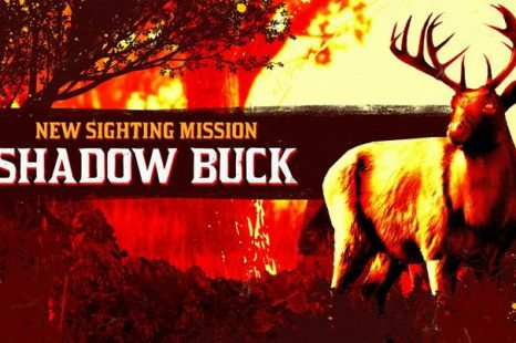 Legendary Shadow Buck Sighting Mission in Red Dead Online This Week