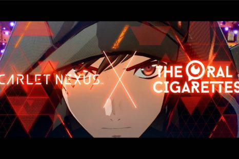 Scarlet Nexus Theme Song by The Oral Cigarettes Announced