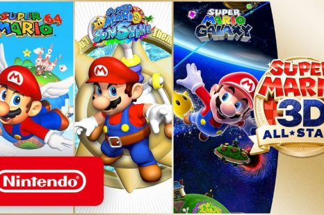 Super Mario 3D All-Stars Gets Overview Trailer