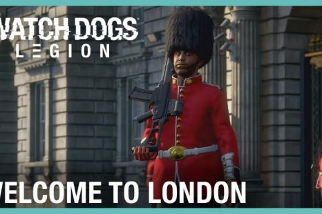 Watch Dogs Legion Gets Welcome to London Trailer