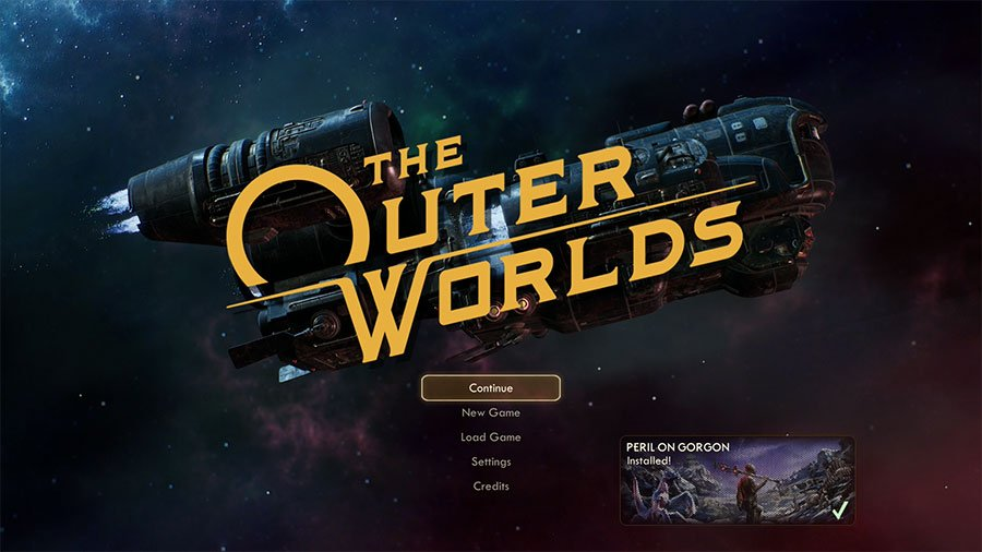Where To Start Peril On Gorgon DLC In The Outer Worlds