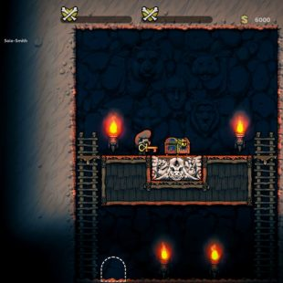 Where To Use The Golden Key In Spelunky 2
