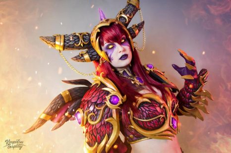 Cosplay Wednesday – World of Warcraft's Alexstrasza