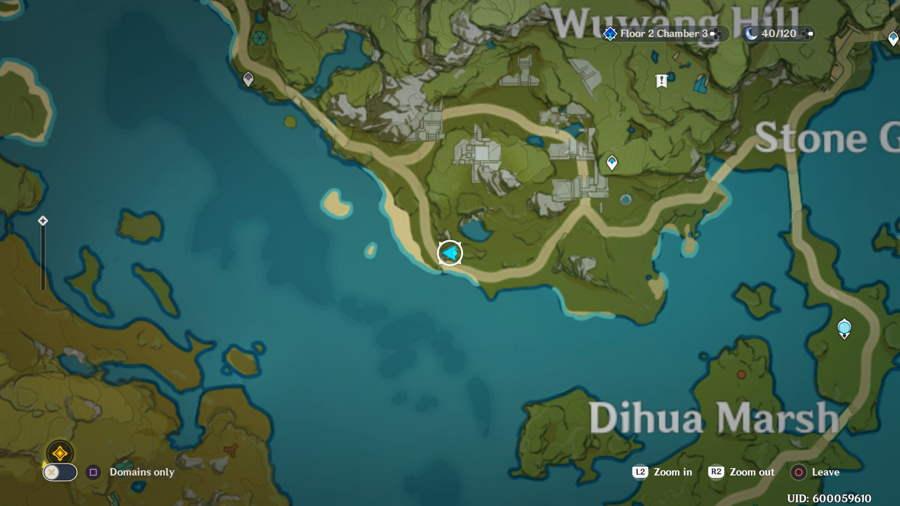 Wuwang Hill Geoculus 3