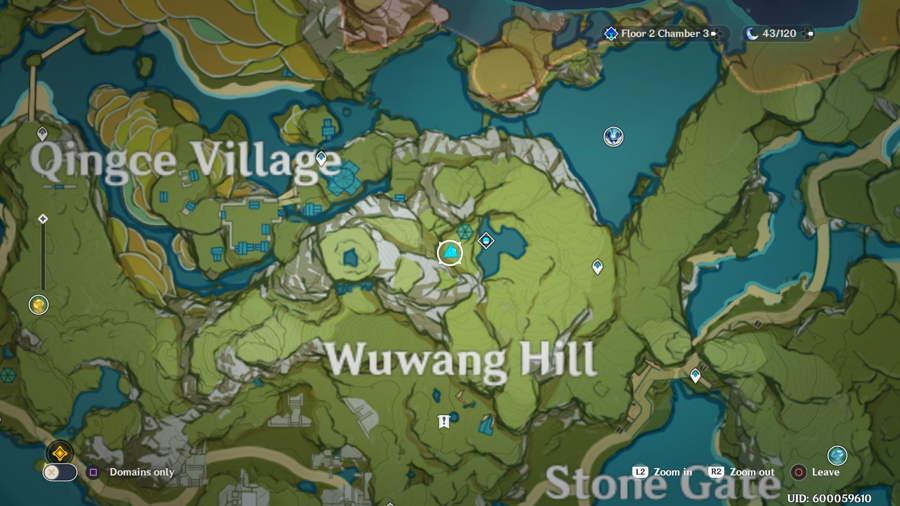 Wuwang Hill Geoculus 8