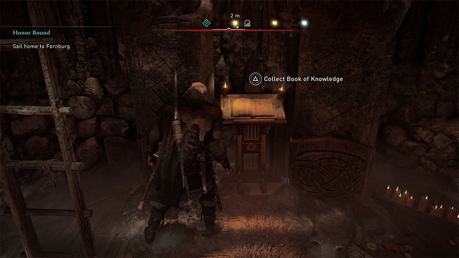Assassin's Creed Valhalla Books Of Knowledge Location Guide