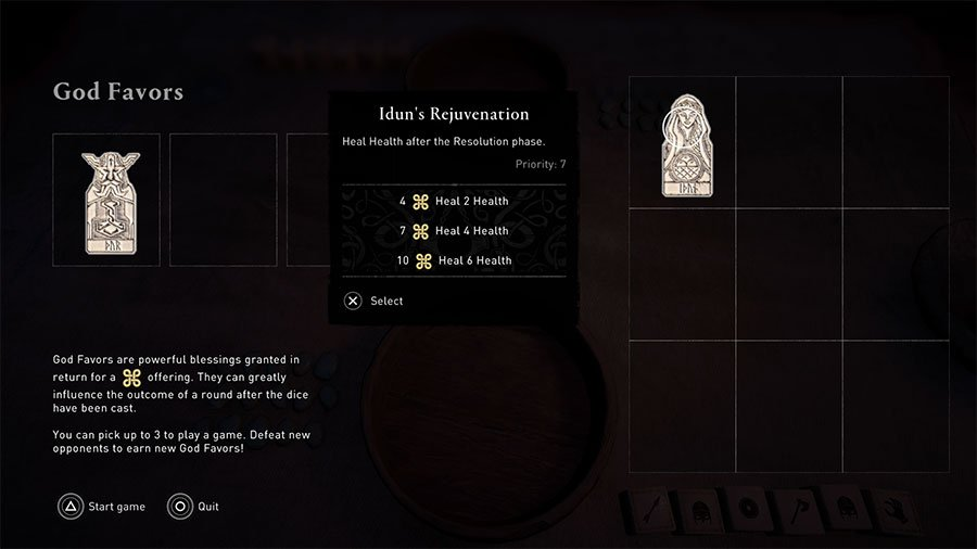 Assassin's Creed Valhalla God Favors Guide