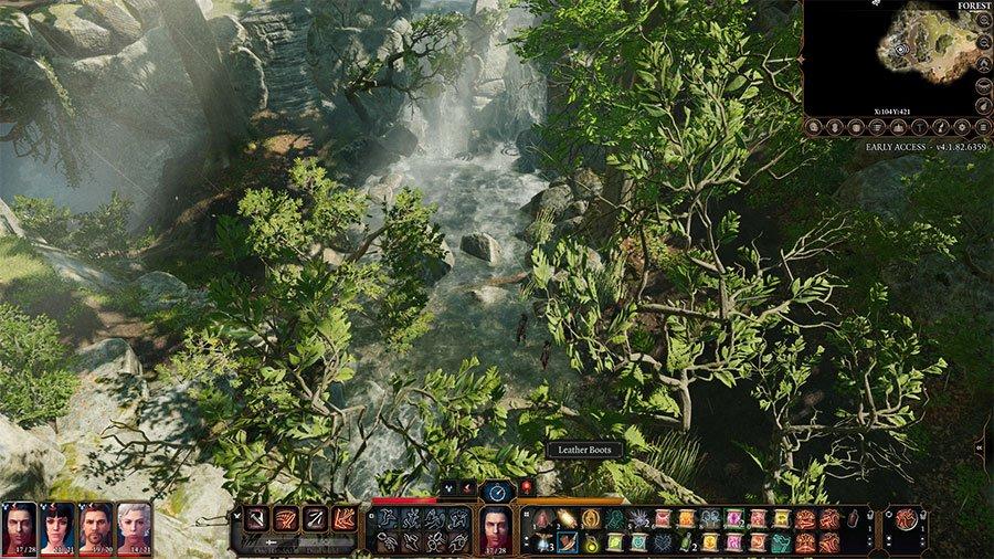 Baldur's Gate III Early Access Preview