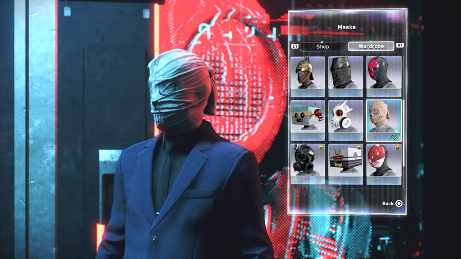 Cloth Mask Watch Dogs Legion