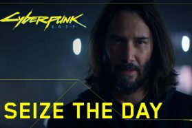 Cyberpunk 2077 Gets Commercial Starring Keanu Reeves
