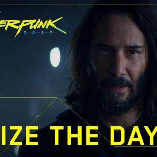 Cyberpunk 2077 Gets Commercial Starring Keanu Reeves