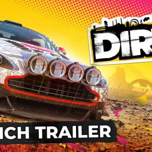 DIRT 5 Launch Trailer Released