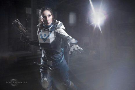 Cosplay Wednesday – Destiny 2's Huntress
