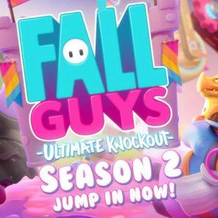 Fall Guys Season 2 Now Available