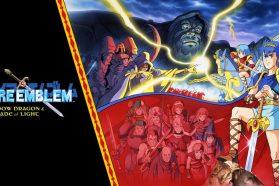 Fire Emblem: Shadow Dragon & the Blade of Light Arriving Stateside December 4