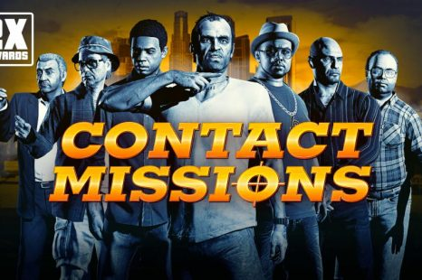 Double Payouts on All Contact Missions This Week in GTA Online