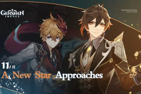 "Genshin Impact Update ""A New Star Approaches"" Coming November 11"