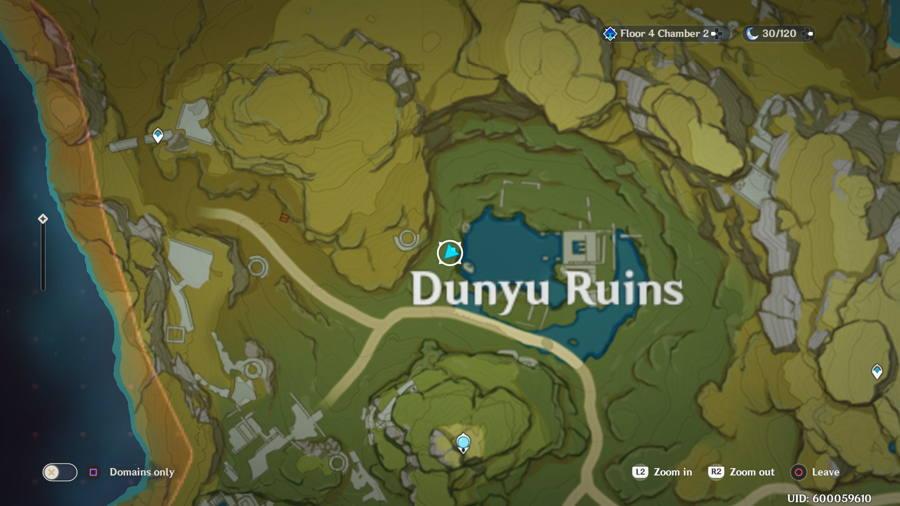 Genshin Impact Dunyu Ruins Puzzle Guide 1