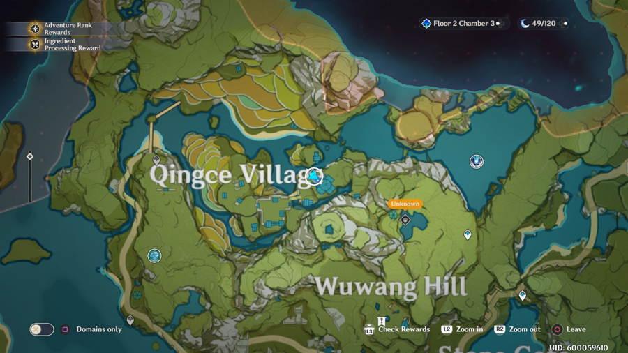 Genshin Impact The Chi Of Guyun Side Quest Guide 4