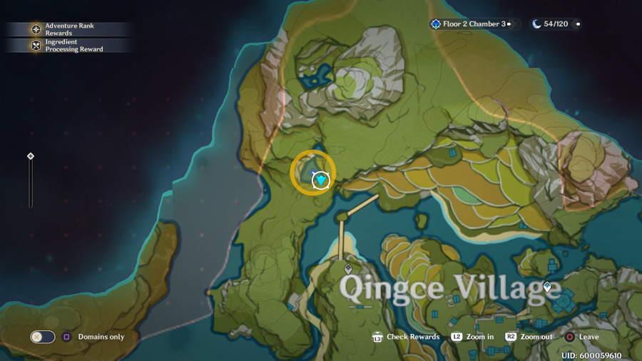 Genshin Impact The Chi Of Guyun Side Quest Guide 7