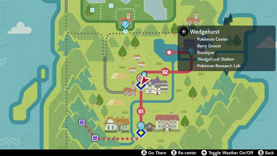 How To Get To Crown Tundra In Pokemon Sword & Shield