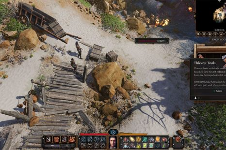 How To Open Overgrown Ruins In Baldur's Gate 3