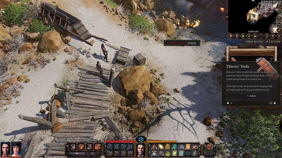 How To Open Overgrown Ruins In Baldur's Gate 3