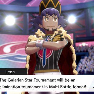 How To Unlock Crown Tundra Tournament – Galarian Star Tournament