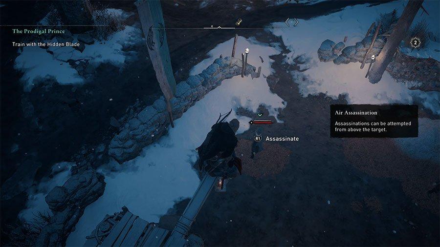 How To Unlock The Hidden Blade