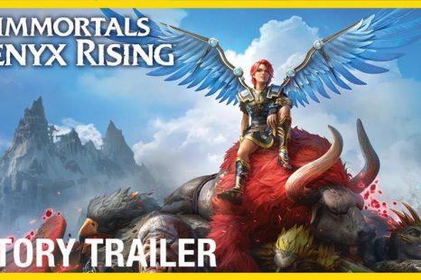 Immortals Fenyx Rising Gets Story Trailer