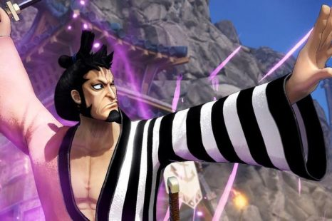 Kin'emon Coming to One Piece Pirate Warriors 4