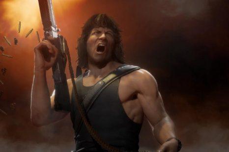 Rambo Coming to Mortal Kombat 11