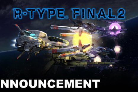 R-Type Final 2 Coming Spring 2021