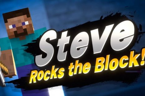 Minecraft's Steve Coming to Super Smash Bros. Ultimate