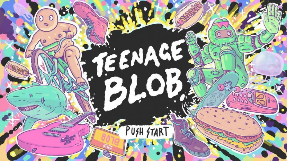 Teenage Blob: Paperson – The First Single Review