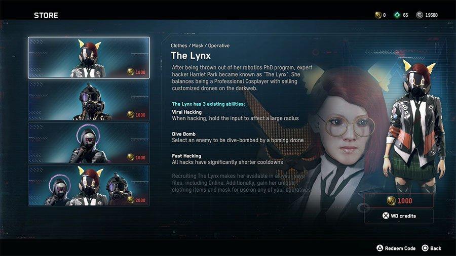 The Lynx (Premium)