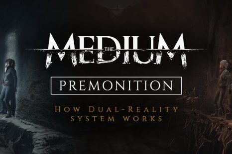 The Medium's Dual Reality System Detailed