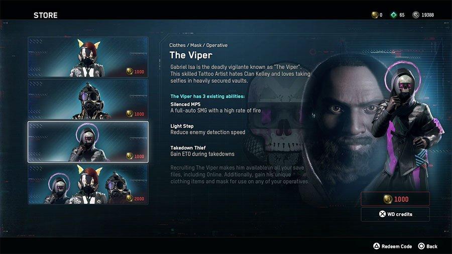 The Viper (Premium)
