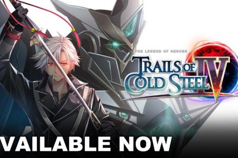 Trails of Cold Steel IV Gets Launch Trailer