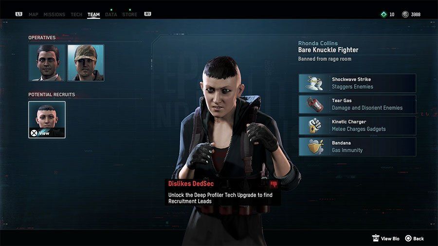 Watch Dogs Legion Character Recruitment Location Guide