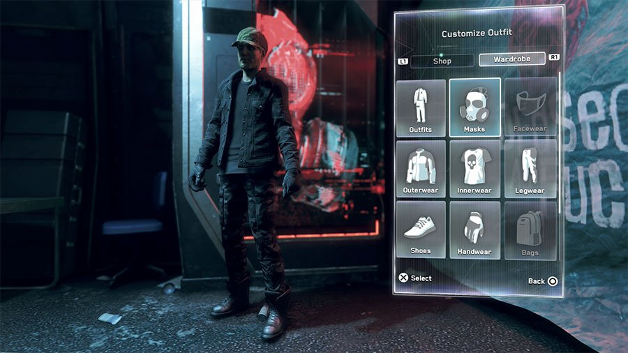 Watch Dogs Legion Mask Unlock Guide