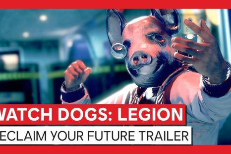 """Watch Dogs: Legion Gets """"Reclaim Your Future"""" Trailer"""