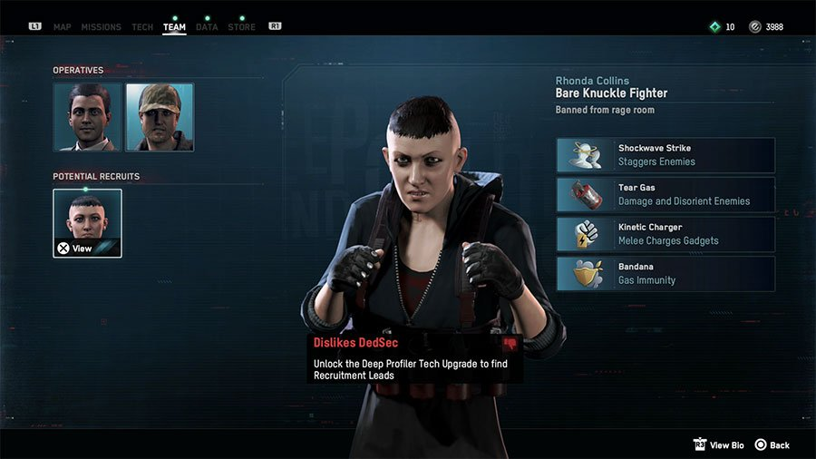 Watch Dogs Legion Recruitment Guide Characters