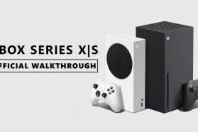 Xbox Series S/X Gets Official Next Gen Walkthrough