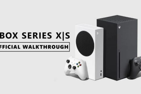 Xbox Series S/X Gets Official Next Gen Walkthrough