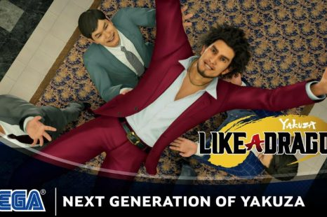 Yakuza: Like a Dragon Gets Next Generation of Yakuza Trailer
