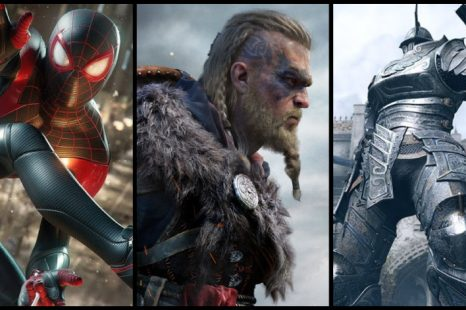 5 Best Games of November 2020